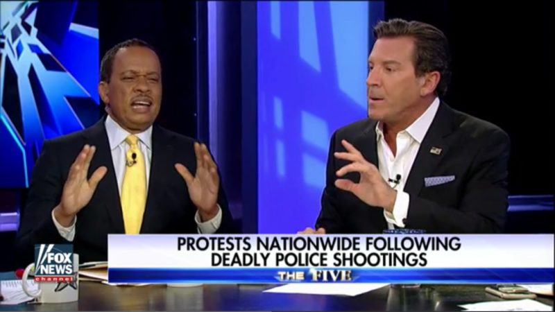 Fox News Host Eric Bolling Directly Blames President Obama For Dallas Shooting