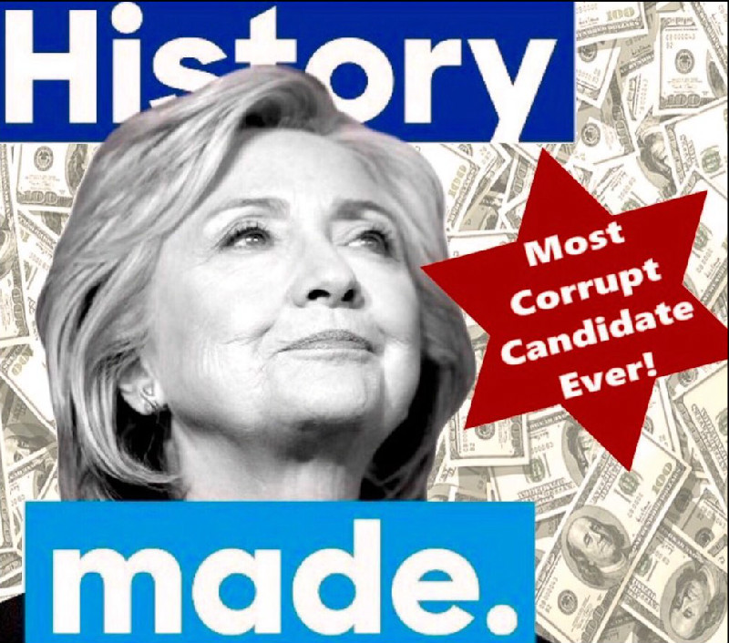 Trump Lets His Anti-Semitic Base In On A Secret — Hillary's A Money-Grubbing Jew!