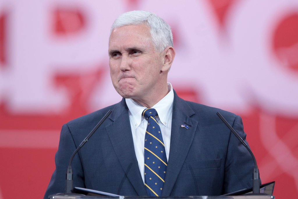 Remember When Mike Pence Called Trump's Muslim Ban Offensive And Unconstitutional?