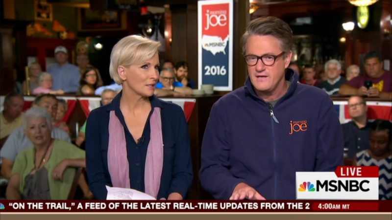 Morning Joe Tries To Convince Us That Ted Cruz's Speech Helped Donald Trump