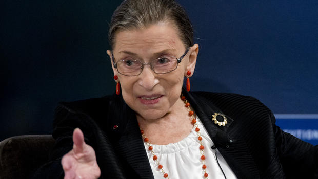 Trump Gets Feelings Hurt By Notorious RBG, Slams Her, Gets Smacked On Nose Again