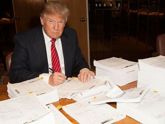 Cheater In Chief: Donald Trump's Tax Dodge Is Another Reason He Shouldn't Be President