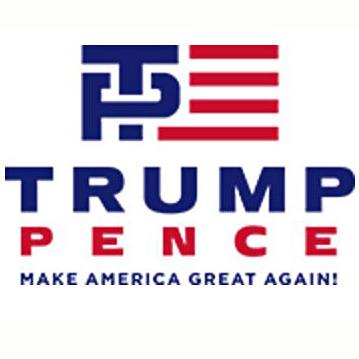 Social Media Mock Trump/Pence 'Sexual' Logo