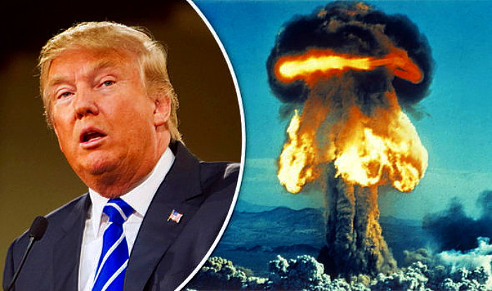 Nuclear Weapons:  Does Donald Trump Even Want To Be President?