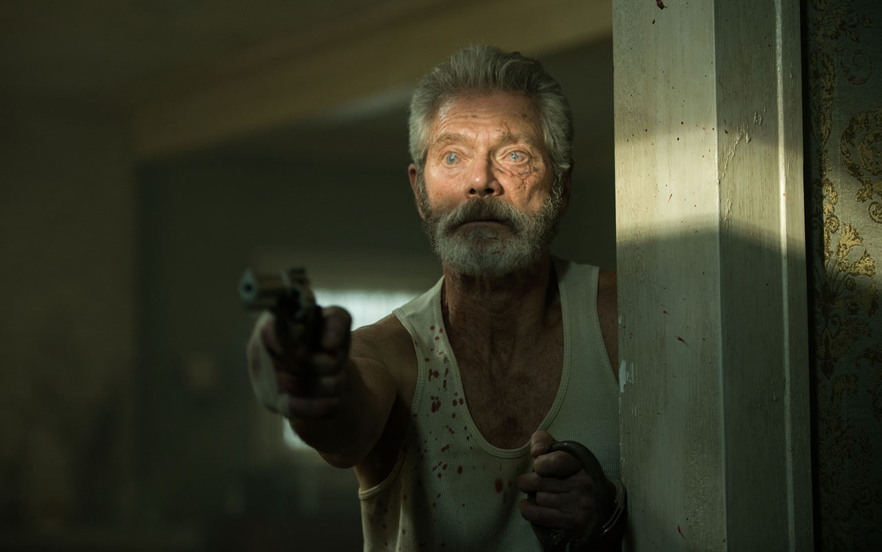 'Don't Breathe' Has Happily Earned Its R-Rating And Horror Cred