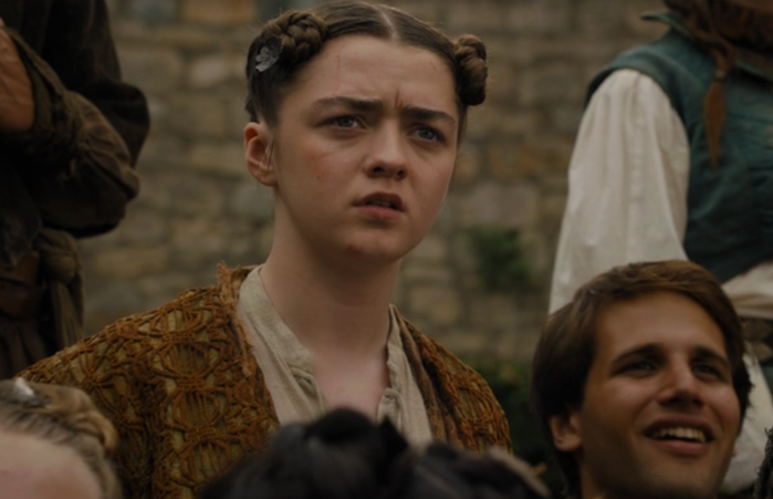 "Maisie Williams Warns Game Of Thrones Fans That ""Shit Gets REAL"" In Season 7 Script"