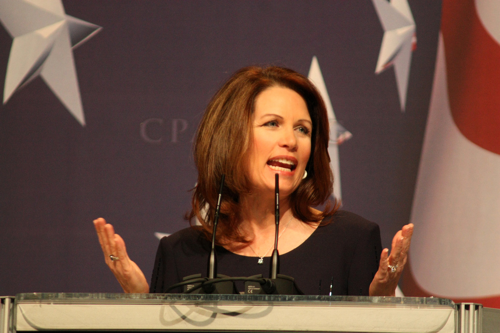 Michele Bachmann Is Perfect For Trump: She Thinks Immigration Is A Plot To Rig Elections