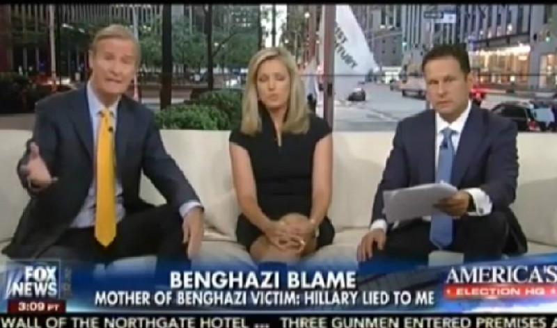 Fox News Ignored Benghazi Mom's Speech Then Claims Other Networks Didn't Show It
