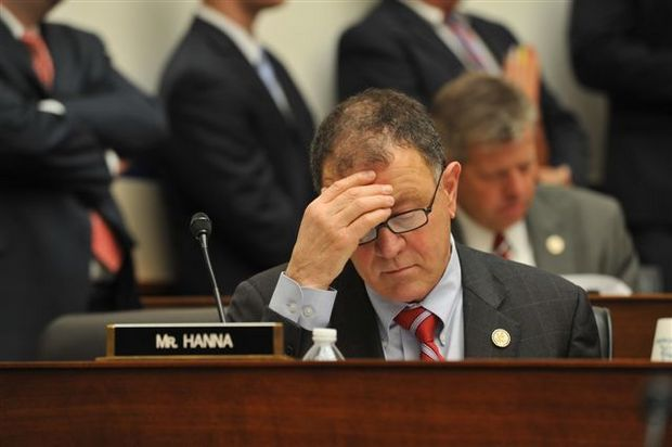 'Trump Is A National Embarrassment': GOP Congressman Endorses Clinton