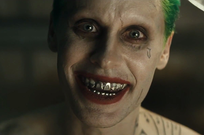 The Acting Joke: Jared Leto's Joker And White Male Privilege