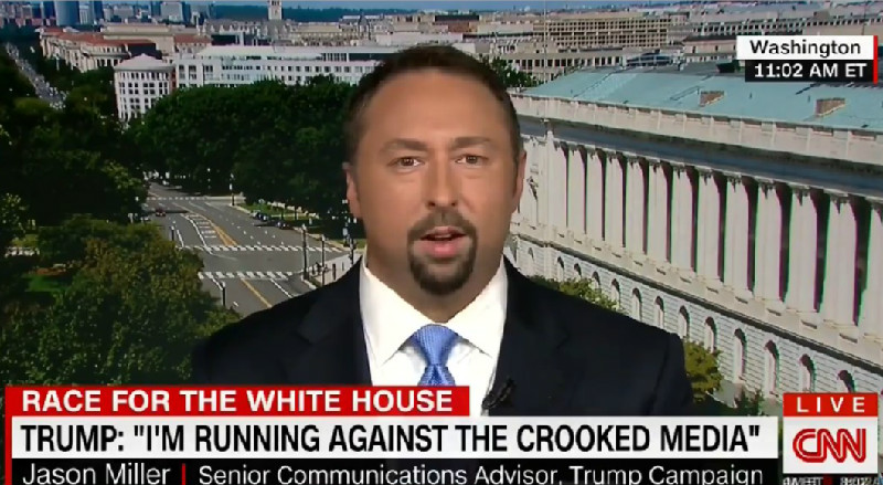 Trump Spokesman Calls NYT Article Absolutely False, Won't Ask For Any Corrections