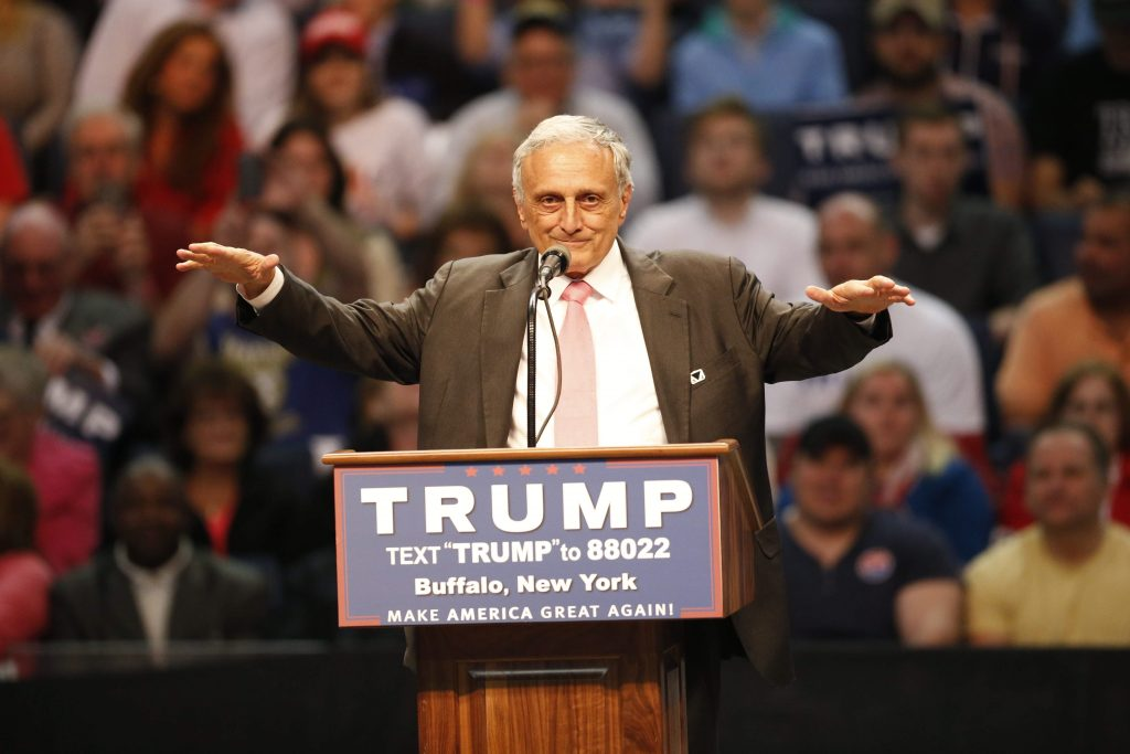 "Trump Surrogate Carl Paladino: ""ISIS-Type"" Khans Don't Deserve To Be Gold Star Parents"