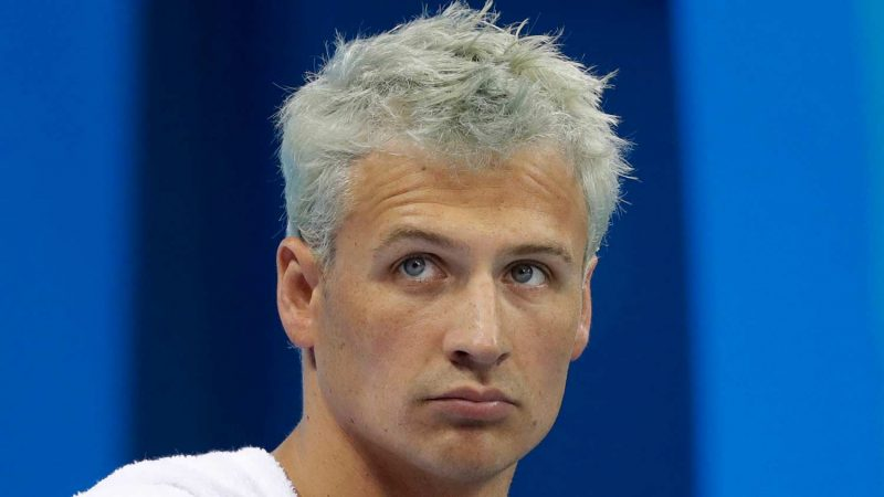 "IOC On 32-Year-Old Ryan Lochte's Lies About 'Robbery': ""Give These Kids A Break"""