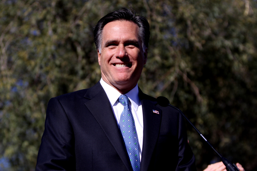 Donald Trump's Problem: He's Just Not As Good As Mitt Romney