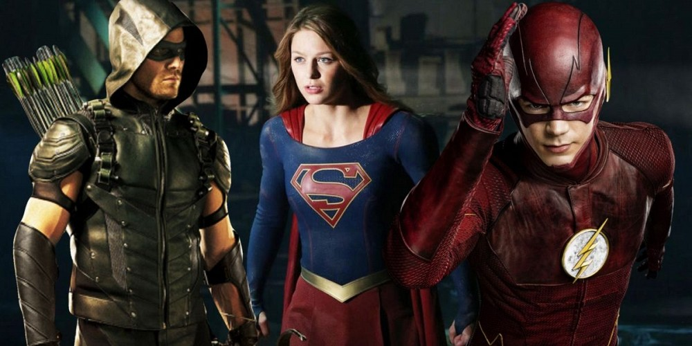 The 'Flash'/'Arrow'/'Supergirl' Crossover Is Three Hours Long