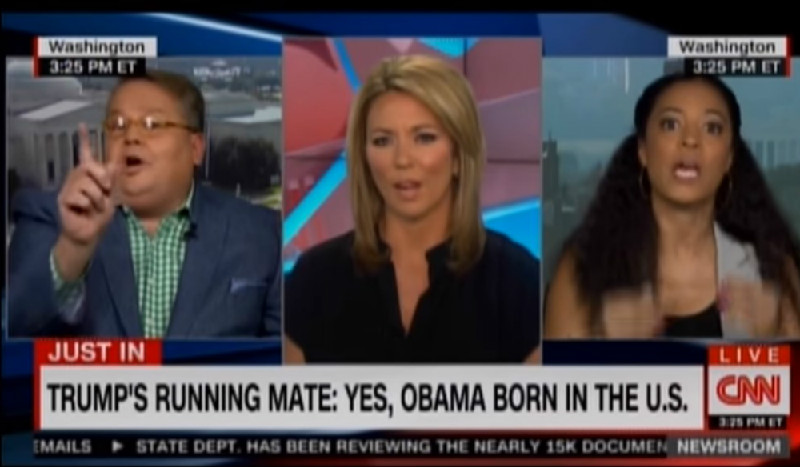 """Don't Go There!"" Finger-Wagging Trump Supporter Scolds Black Woman Over Trump's Racism"