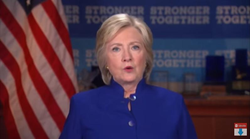 Hillary Clinton Wants To Know Why She Isn't 50 Points Ahead Of Trump