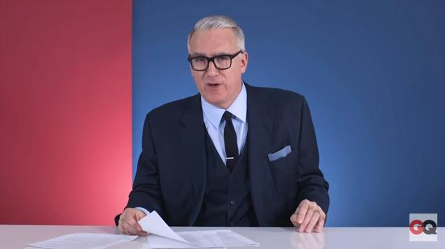 Before Tonight's Debate, Keith Olbermann Wants To Remind You How Terrible Donald Trump Is