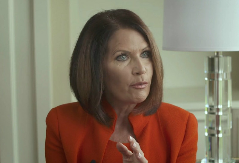 "Michele Bachmann Warns That If Hillary Clinton Wins, ""This Is The Last Election"""