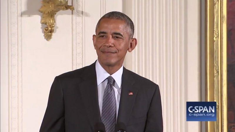 GOP Lawmaker Can't Believe Obama Made A Morgan Freeman Joke After Charlotte Protests