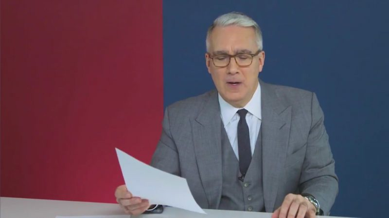 Keith Olbermann Drags Tom Brokaw For Pushing GOP Conspiracies On Hillary's Health