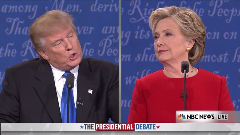 Debate This: Clinton Exposes Mansplaining, Creates National Dialogue