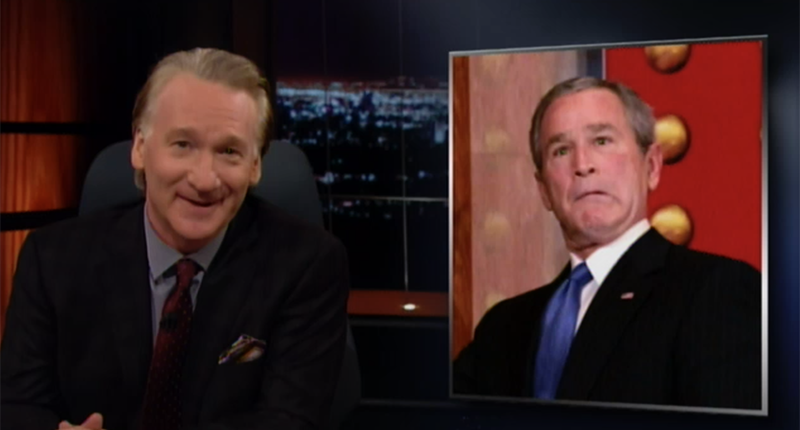Bill Maher Asks Why 'Stupid' Americans Are Still Voting For Donald Trump