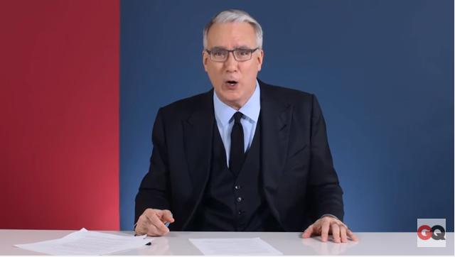 Keith Olbermann Mocks Trump's Controversies: He Has An Excuse For Everything