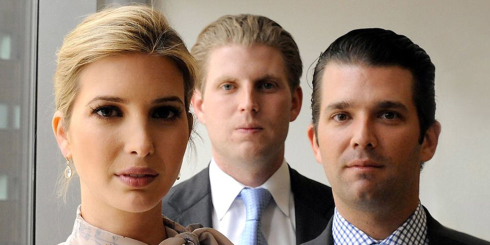 Will The Media Please Stop Encouraging Trump's Kids To Enter Politics Themselves?