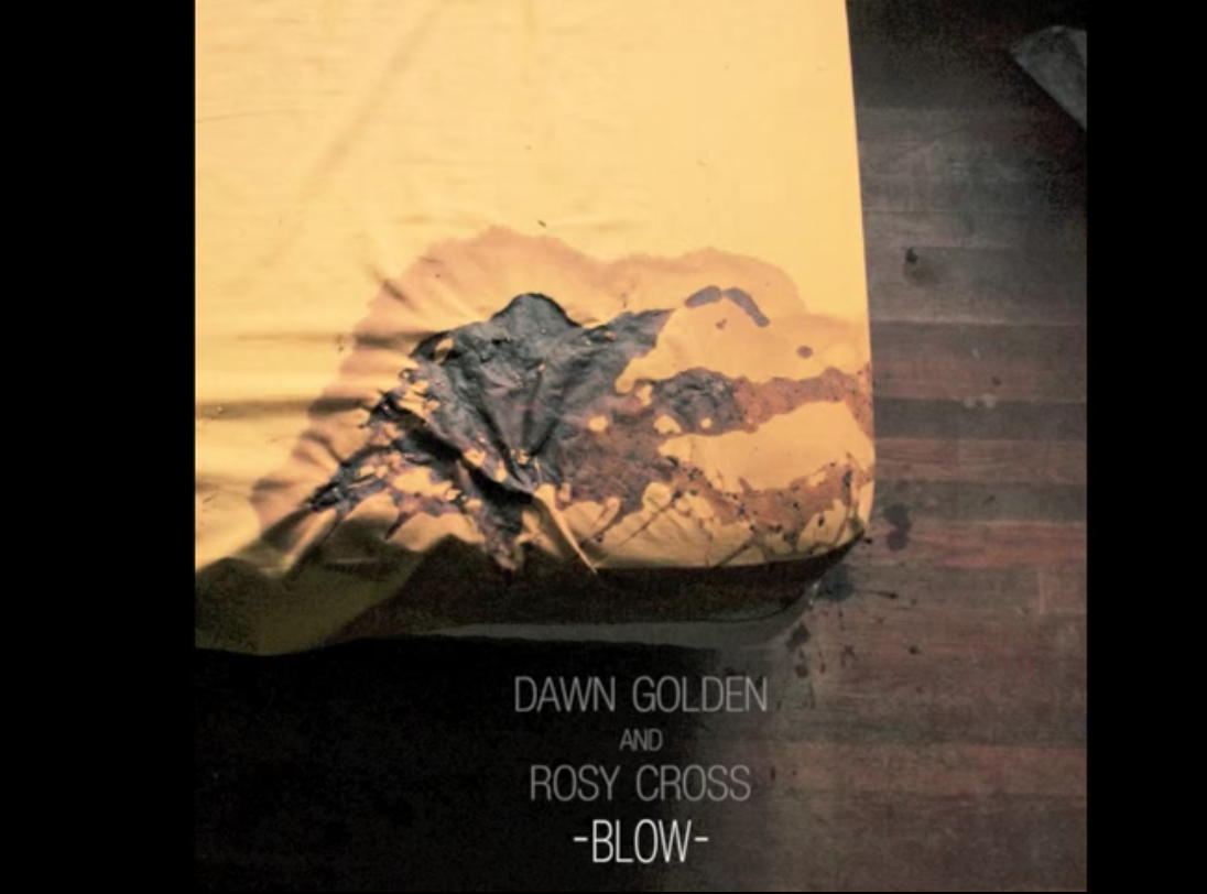 "Chill out: With ""Blacks"" by Dawn Golden and Rosy Cross"