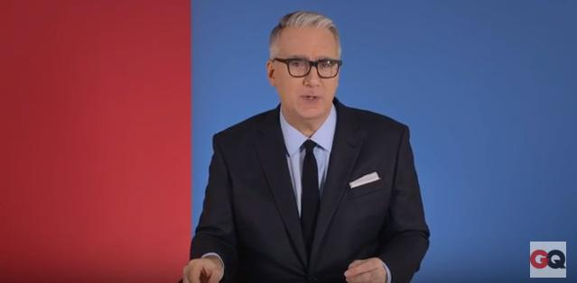 Keith Olbermann Compares Donald Trump's Campaign To The Rise Of Hitler