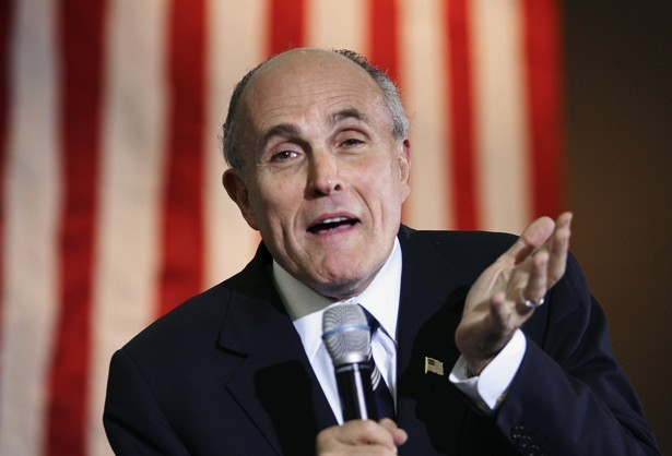 Rudy Giuliani May Become Trump's Secretary Of State