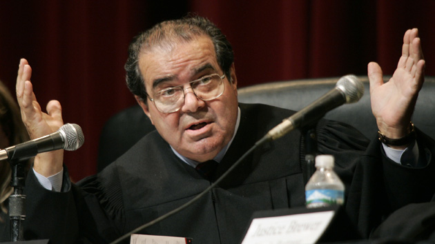 Donald Trump Wants To Ban Burning The American Flag – Justice Scalia Wouldn't Agree