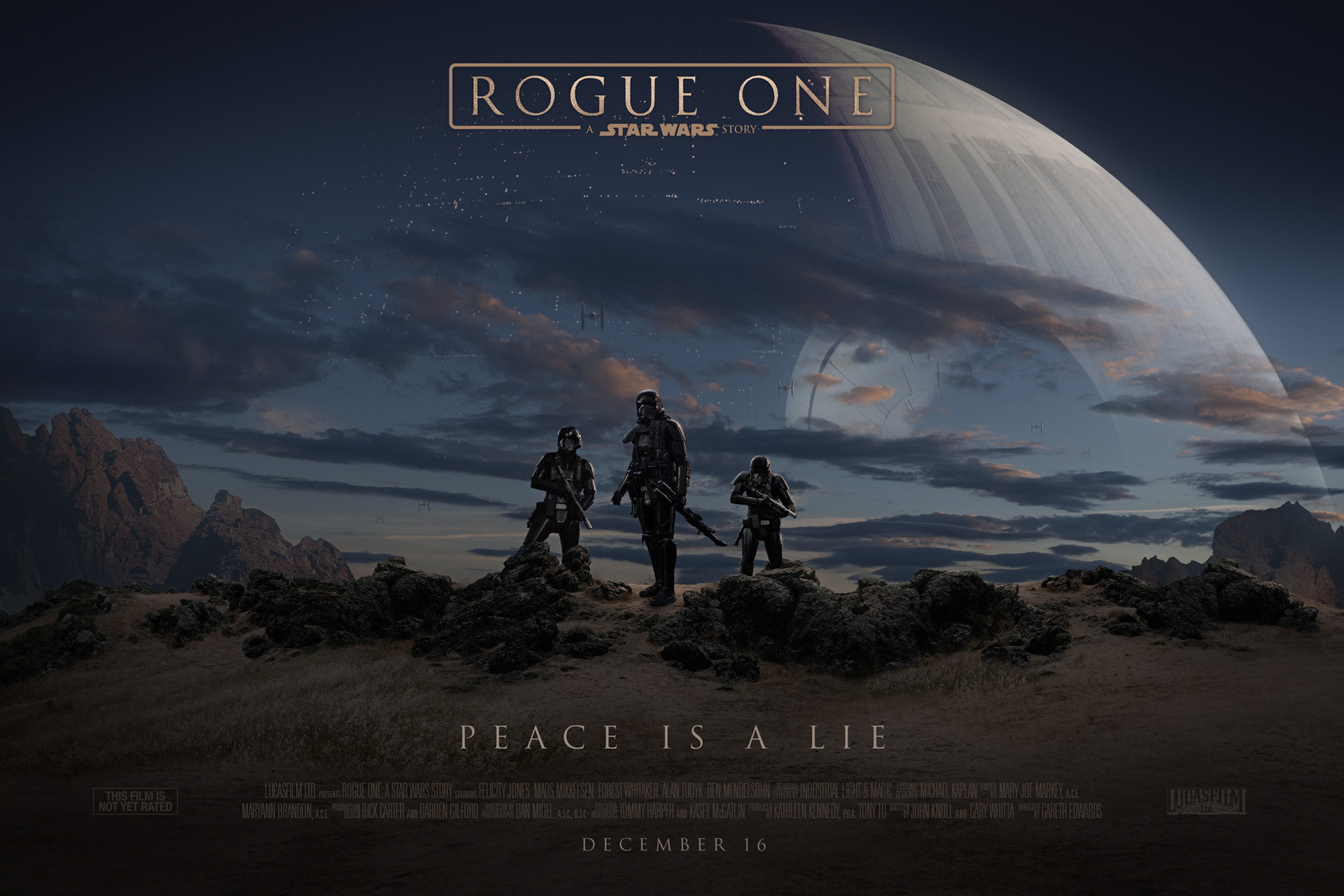 Pedantry Aside, Rogue One Is The Best Star Wars Film Of All