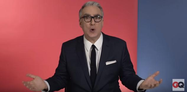 Keith Olbermann: It's Time For Trump To Go Before He Starts A Nuclear War