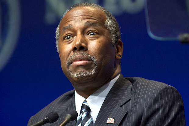Ben Carson: LGBT Americans Shouldn't Have 'Extra Rights'