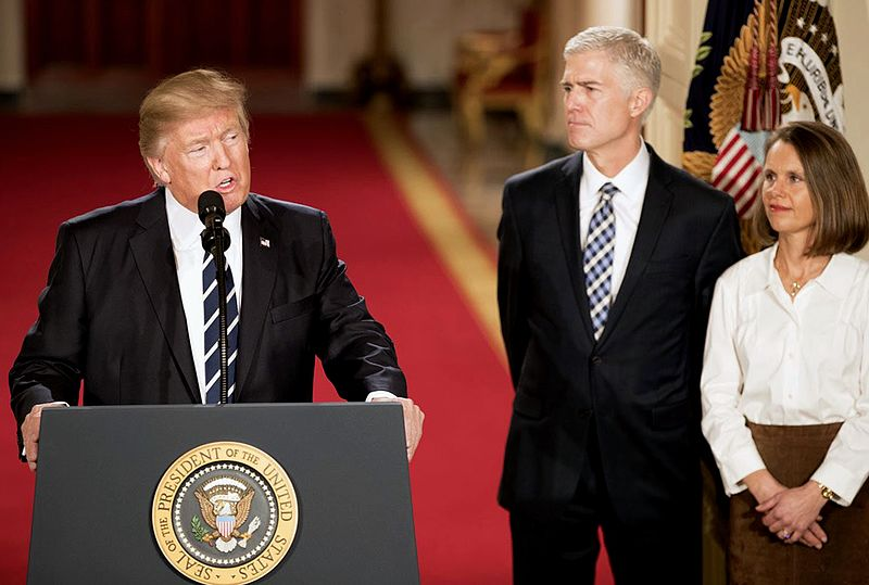 With Neil Gorsuch, Republicans Have Stolen The Entire Government