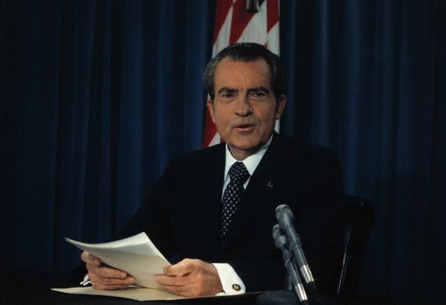The Trump/Nixon Comparison Is Tempting – But Nixon Would Have Hated Trump