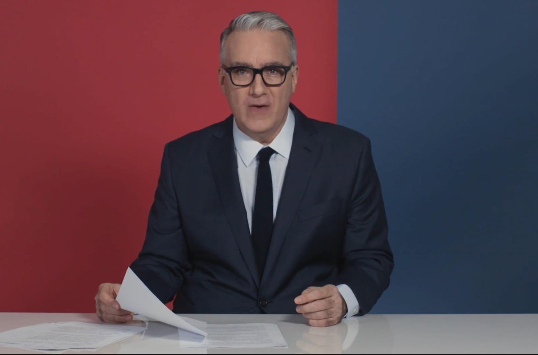 Keith Olbermann: Gutless Republicans Face Political Apocalypse For Enabling Trump