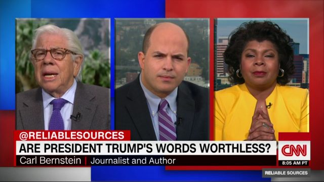Carl Bernstein: Trump 'Has Lied At Will All Of His Adult Life,' Impossible For Him To 'Regain Trust'