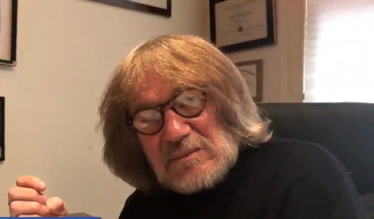 Trump's Doctor (Yes, That One) Says He Felt 'Raped' After Trump's Bodyguard Raided His Office