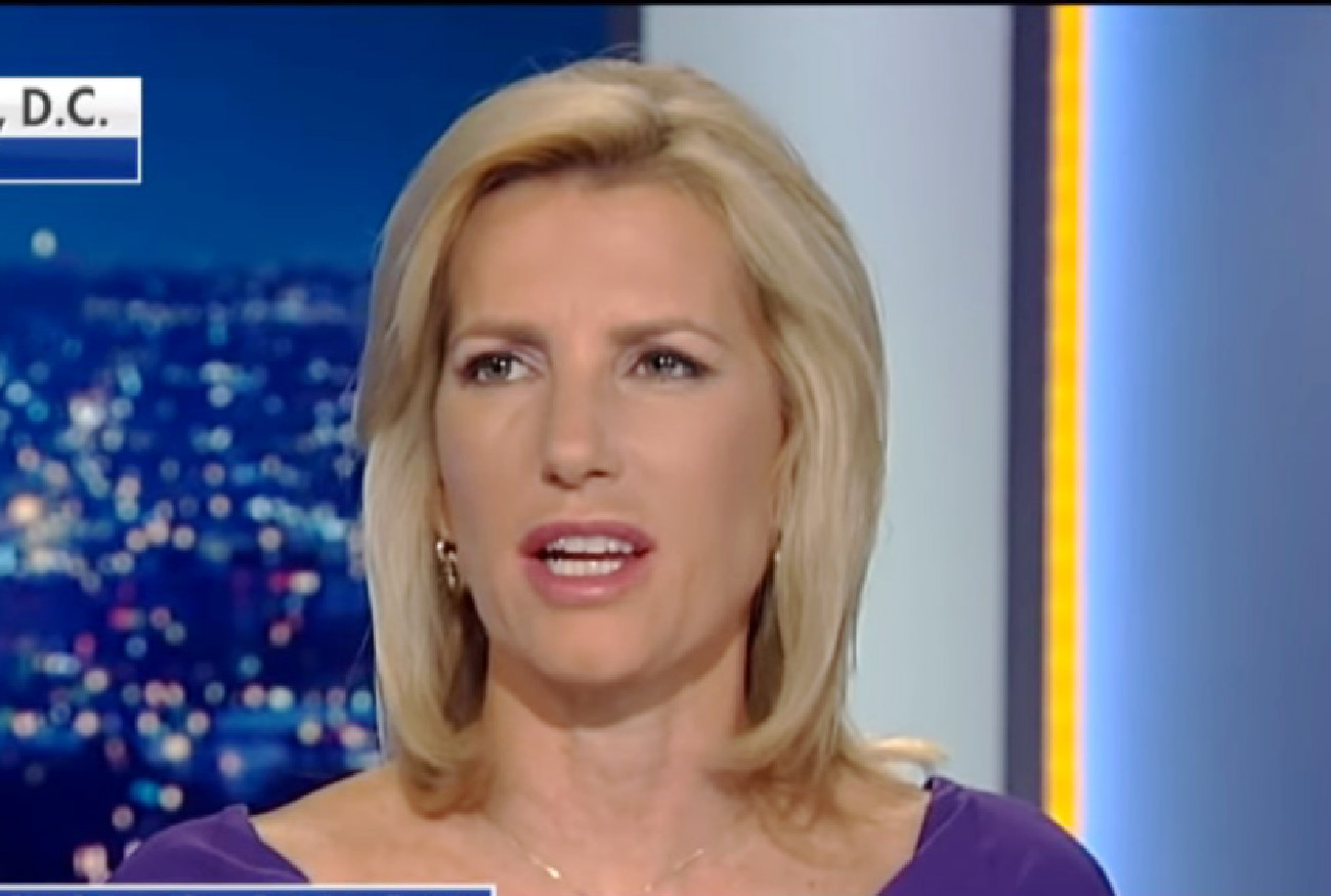 Fox News' Laura Ingraham Deletes Tweet Promoting Article From White Nationalist Site