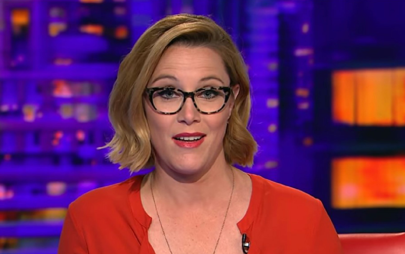 S.E. Cupp Might Have The Most Compelling Show On Cable News. Why Aren't More People Tuning In?
