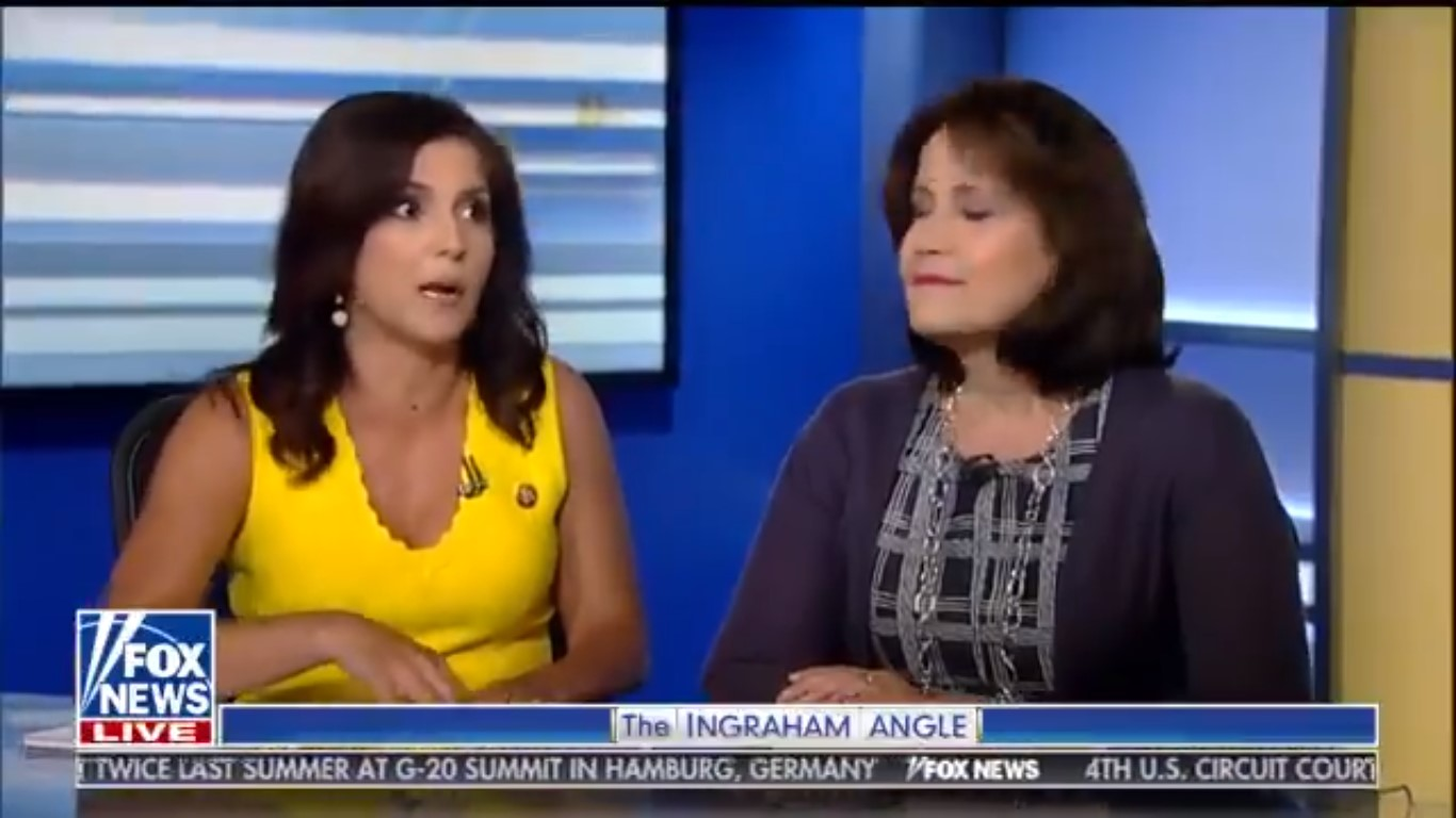 Rachel Campos-Duffy Stands By Remarks About 'The Projects': 'I HAD Just Spoke To An African American'