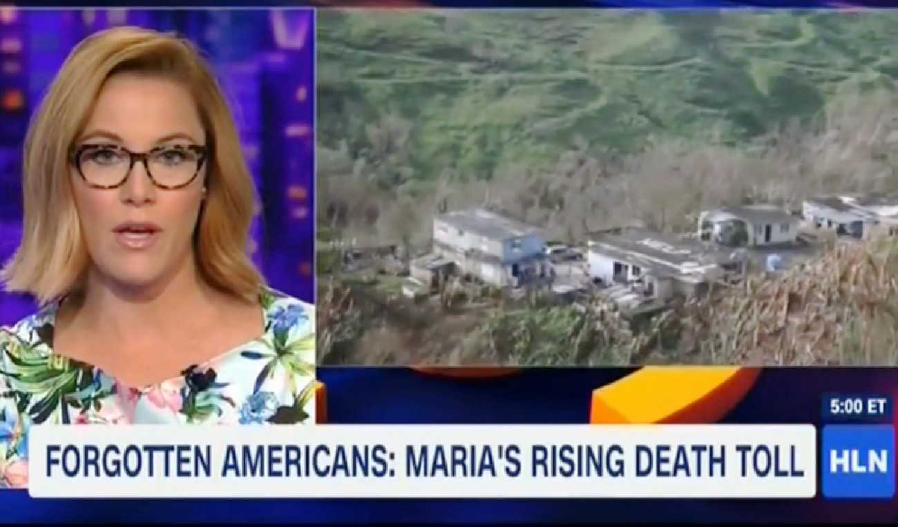 'America Has Failed Americans': S.E. Cupp Hammers Trump And Media For 'Criminally' Ignoring Puerto Rico