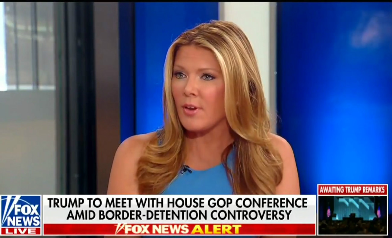 FBN's Trish Regan: Government Ripping Migrant Children From Parents Is 'Tough Love'