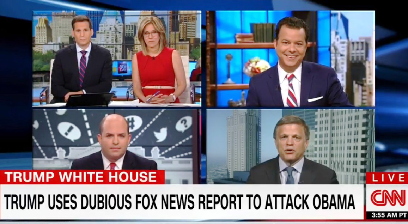 CNN's John Avlon On Fox's 'Dubious' Iran Report Picked Up By Trump: 'A Discredited News Organization'
