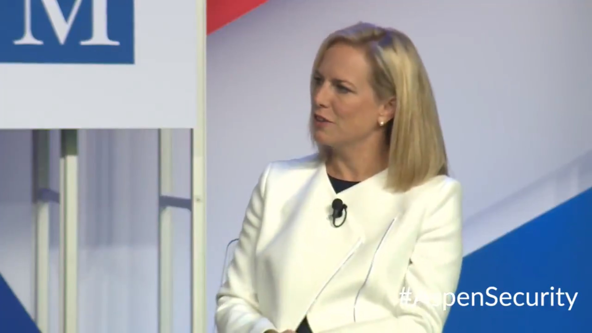 WATCH: Kirstjen Nielsen Doubles Down On Trump's 'Both Sides' Charlottesville Response