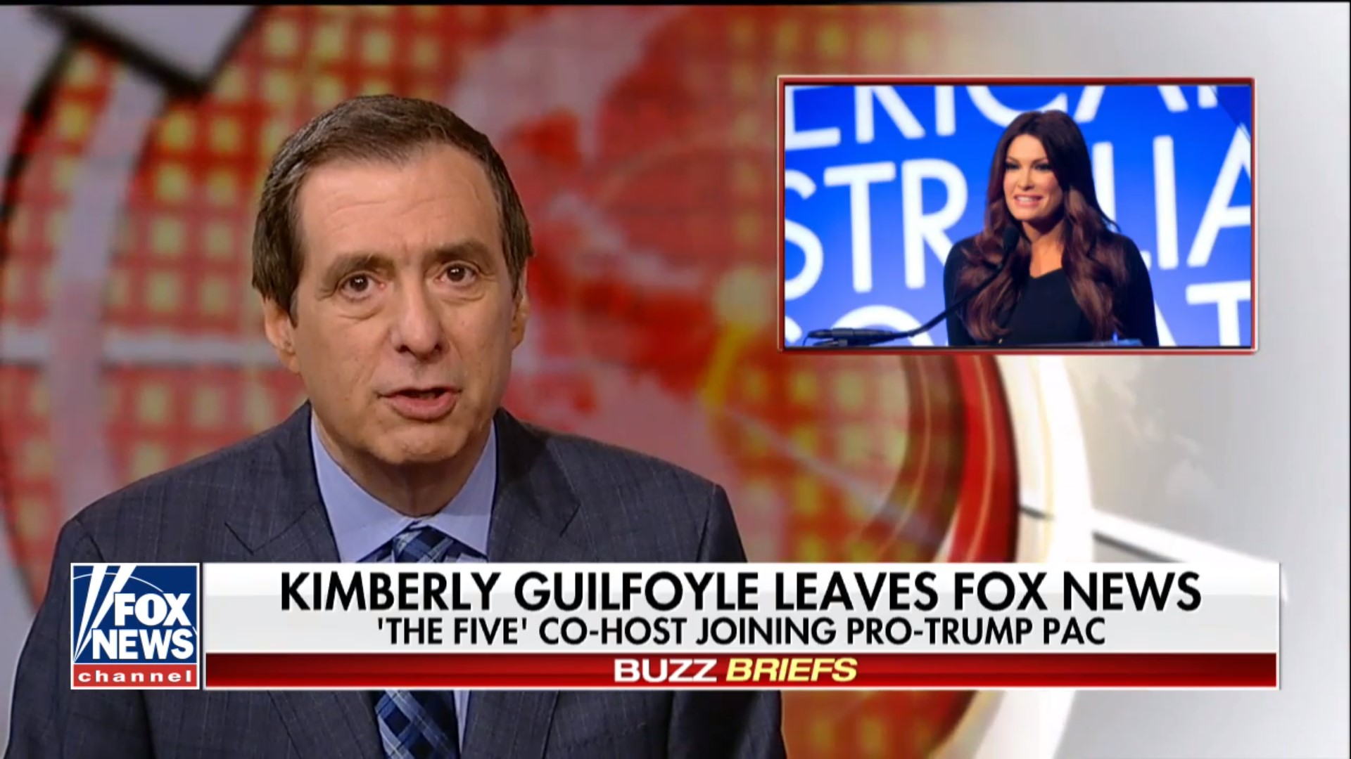 Howard Kurtz Addresses Guilfoyle's Fox News Departure: There Were 'Tensions' Behind The Scenes