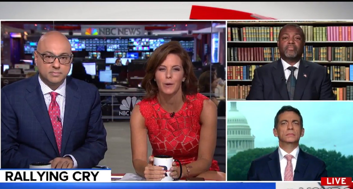 Steph Ruhle On Sessions Joining 'Lock Her Up' Chant: Does He Want Hillary To Serve Next To Manafort?